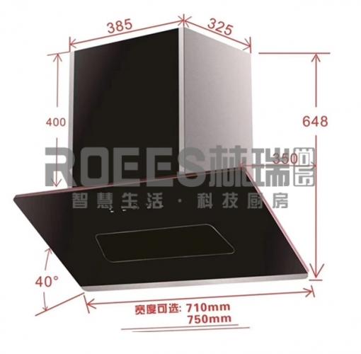 重庆侧吸式烟机——ZD-750