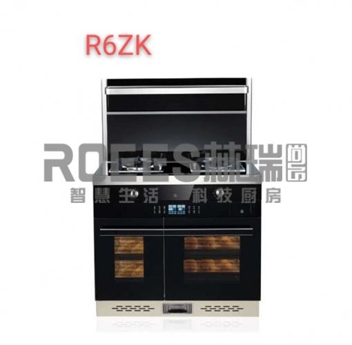 蒸箱款集成灶——R6ZK蒸烤双开